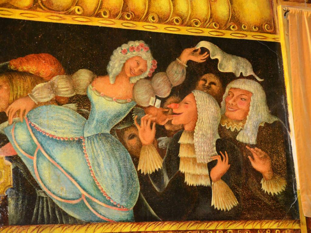 Bild im Opera House