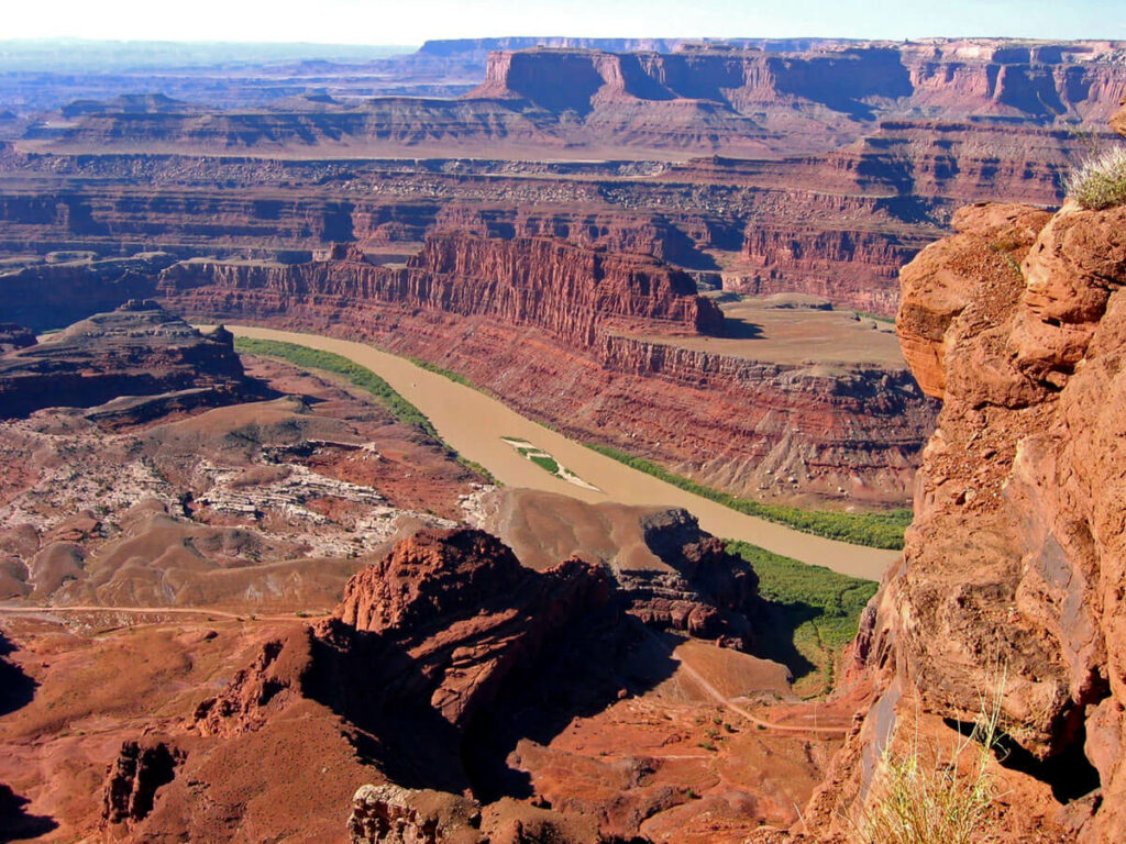 Der Deah Horse im Canyonlands