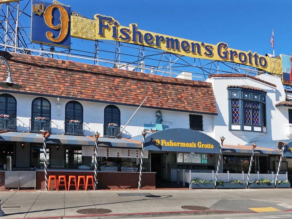 Restaurant Fishermans Grotto in San Francisco