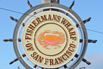 Logo der Fishermans Wharf