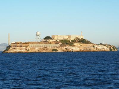Alcatraz ist die Nr. 1 Sehenswürdigkeit in San Francisco