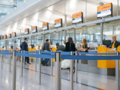 Check-In für USA Flüge