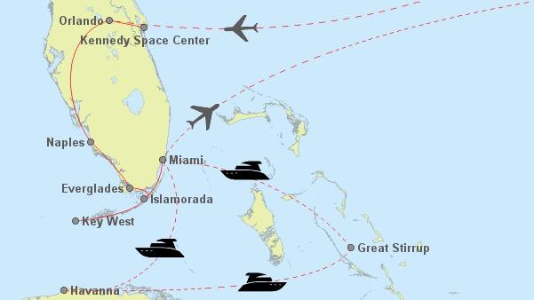 Miami Kreuzfahrt inkl. Kuba