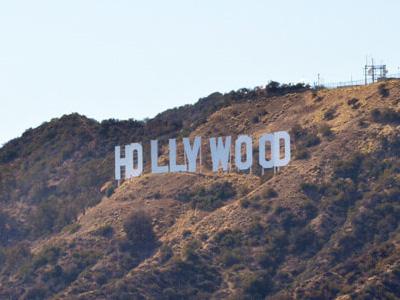 Hollywood Sign auf einer Westküsten Rundreise