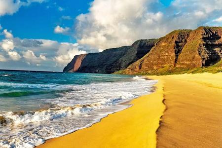 Strandausflug auf der Pauschalreise in Hawaii