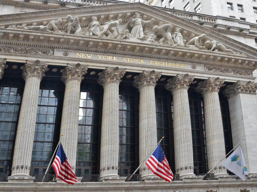 New York Stock Exchange Portal